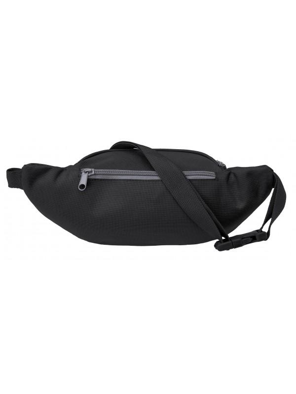 Brandit waist belt bag black/antharcite
