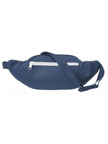 Brandit bolsa de cintura navy/white