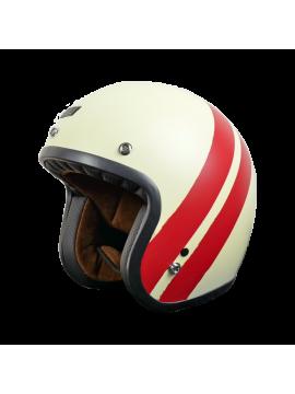 ORIGINE capacete jet Primo Jack red-white