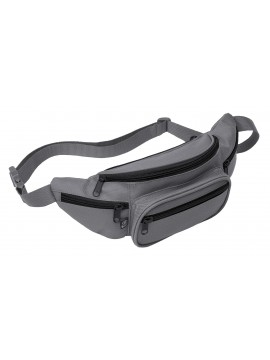 Brandit bolsa de cintura anthracite/black
