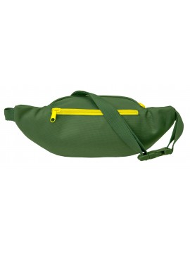 Brandit waist belt bag olive/yellow