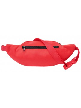 Brandit waist belt bag red/black
