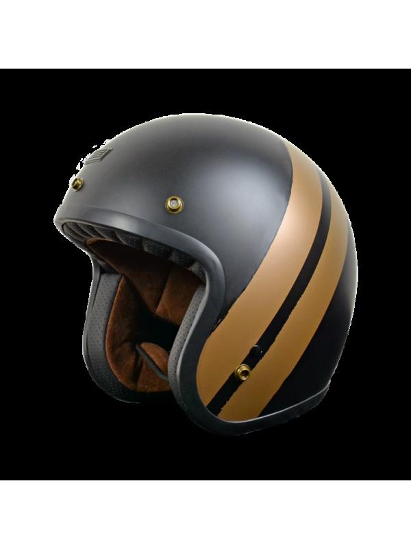 ORIGINE capacete jet Primo Jack matt bronze