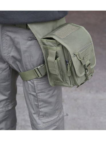BRANDIT bolsa cintura Sidekick-model