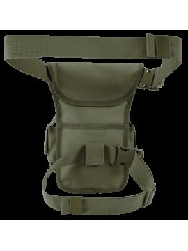 BRANDIT bolsa cintura Sidekick-olive1