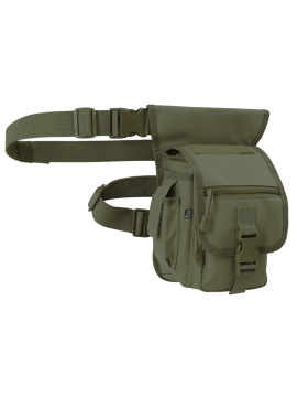 BRANDIT bolsa cintura Sidekick-olive