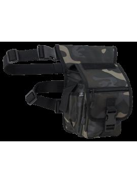 BRANDIT bolsa cintura Sidekick-darkcamo
