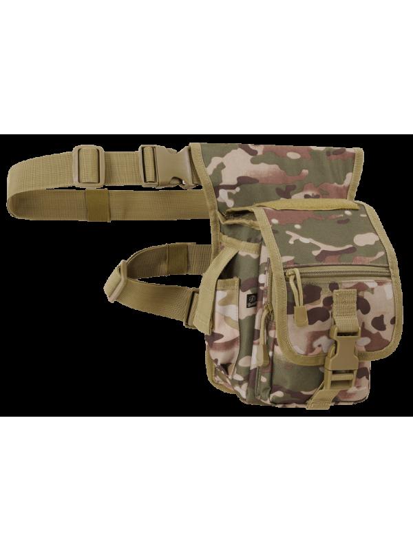 BRANDIT bolsa cintura Sidekick-tactical camo