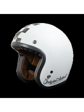 ORIGINE capacete jet Primo Scacco White