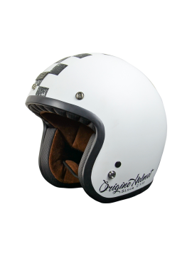 ORIGINE jet helmet Primo Scacco White