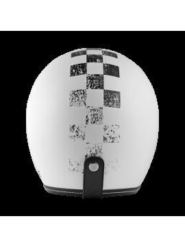 ORIGINE jet helmet Primo Scacco White-2