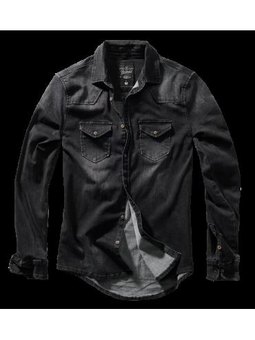 Brandit denim shirt RILEY-1