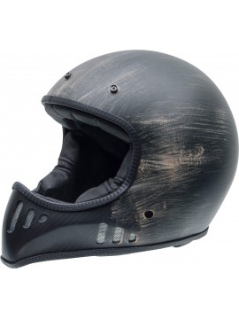 NZI capacete integral Mad Carbon Oxyd