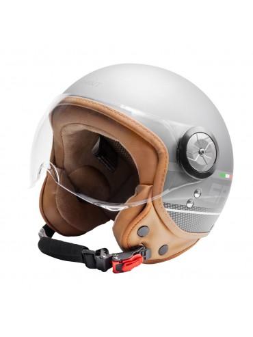 SPRINT capacete jet City titanium
