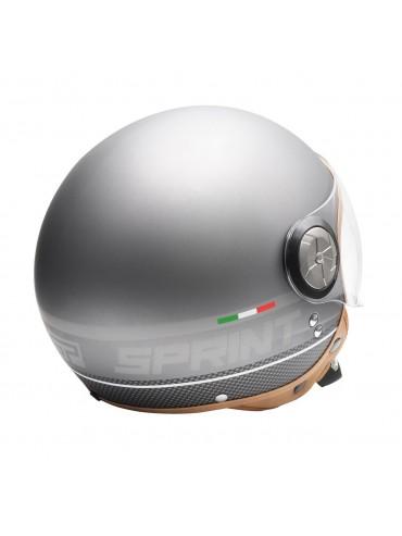SPRINT capacete jet City titanium-1