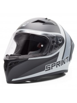 SPRINT full face helmet Fast bicolor-1