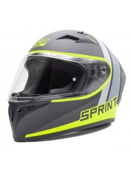 SPRINT full face helmet Fast bicolor-6
