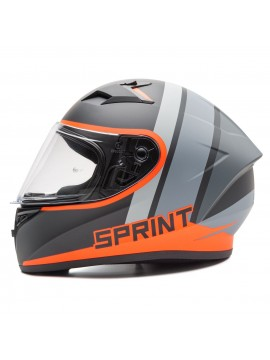 SPRINT full face helmet Fast bicolor-2