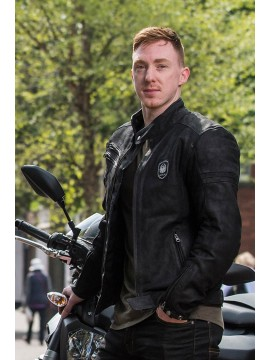 MERLIN leather jacket Alton-1