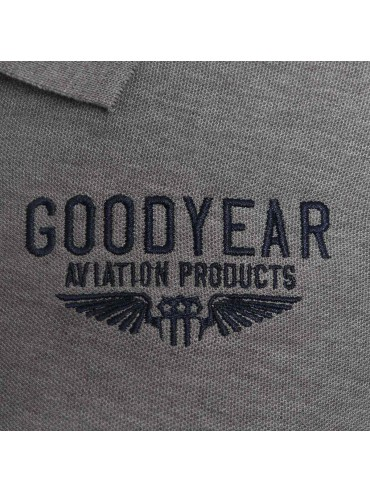 "GOODYEAR  polo shirt ""09""-13"
