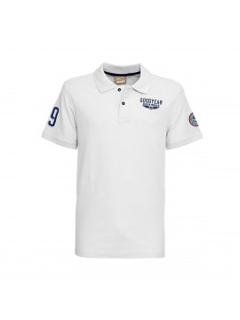 "GOODYEAR  polo shirt ""09""-18"