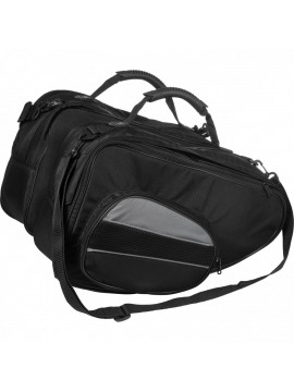 QBAG saddlebag pair ST06