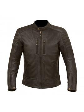 MERLIN blusão couro Draycott