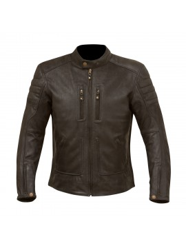 MERLIN leather jacket Draycott