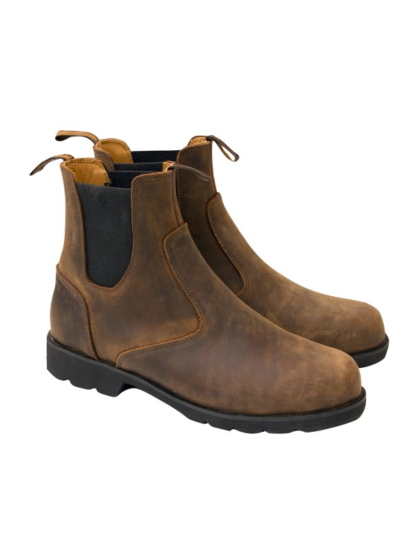 MERLIN boots Stockwell