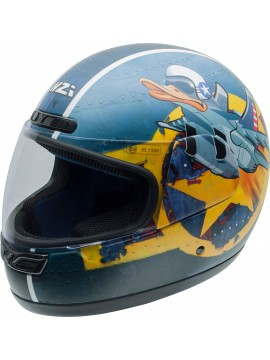 NZI full face helmet Activity Jr Duck