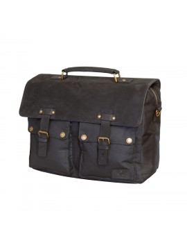MERLIN bag Cheadle Messenger_black