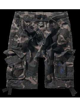 Brandit shorts Pure Vintage darkcamo