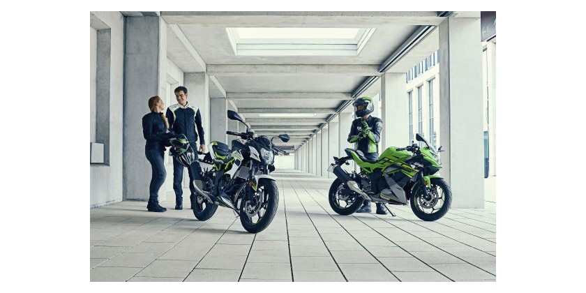 2019 Kawasaki Ninja 125 And Z125 Announced For Europe